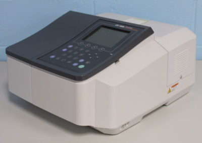 spektrofotometry – SHIMADZU UV-1800